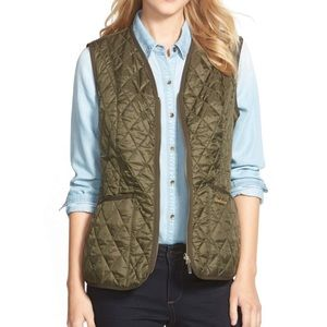 Barbour Beadnell Quilted Liner Vest
